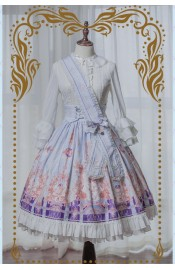 Arcadian Deer Princess Hamster Royal Circus Skirt(Reservation)