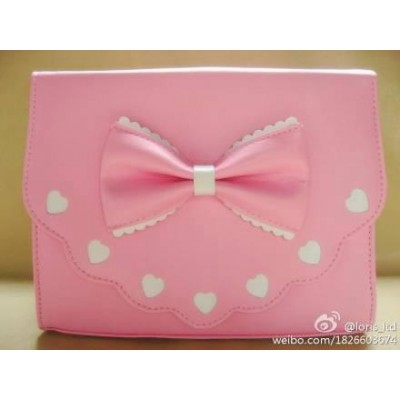 Loris Sweet Cream Cake Shoulder Bag