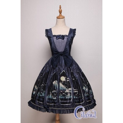 Citanul Kitty's Illusion Normal Waist JSK I(Pre-Made/Limited)
