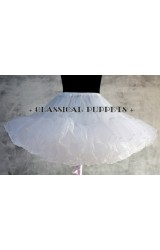 Classical Puppets A-Line Petticoat I(In Stock)