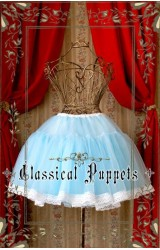Classical Puppets Bell Shaped Petticoat