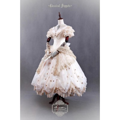 Classical Puppets Elisabeth Bride One Piece Queen Edition