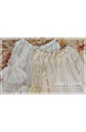 Dear Celine Rococo Dream 2 Way Blouse(Reservation/Deposit)