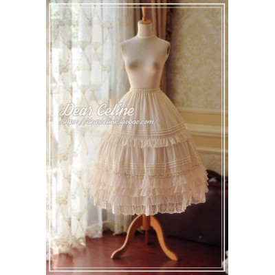 Dear Celine Rococo Dream Long Underskirt(Leftovers)