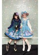 Diamond Honey Pirate Alice Deluxe JSK(Reservation)