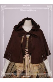 Diamond Honey Pirate Alice Short Cape(Reservation)