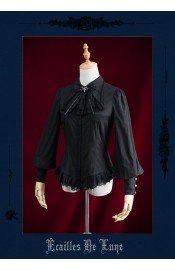 Ecailles de Lune The Black Goat Of The Woods Blouse(Reservation/Deposit)