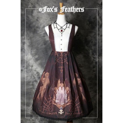 Fox Feathers Vampireville JSK(Pre-Made)