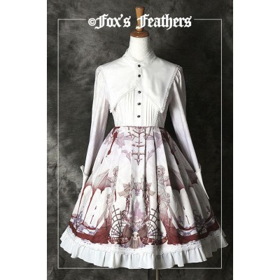 Fox Feathers Vampireville One Piece(Reservation)