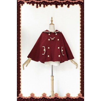 Infanta Bear Ear College Style Cape