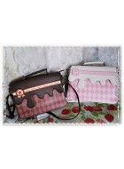 Infanta Chocolate School Bag