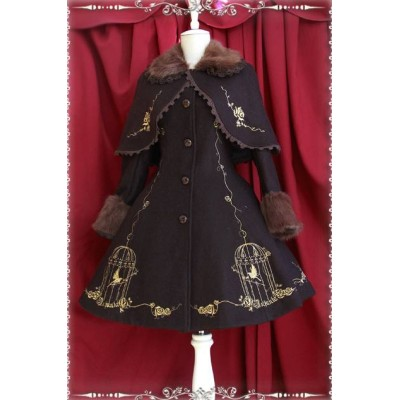 Infanta Emperor and Nightingale Coat Set II