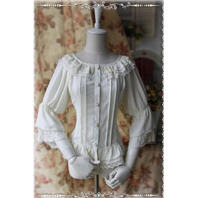 Infanta Fairy Dance Bell Sleeved Blouse