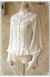 Infanta Fragrance Long Sleeved Blouse