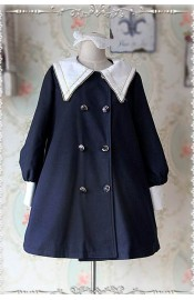Infanta Sailor Style Dolly Coat