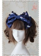 Infanta Sleeping Bear Headbow