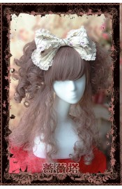 Infanta Sleeping Beauty Headbow