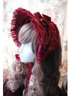 Infanta Snow White Bonnet