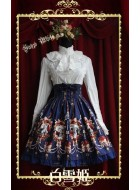 Infanta Snow White Corset Skirt