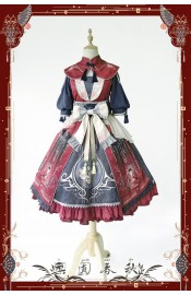 Infanta Spring and Autumn of Pear Orchard One Piece(Pre-Order)