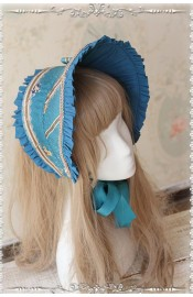 Infanta Swan Lake Bonnet