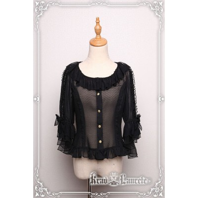 Krad Lanrete Beauty and the Beast Blouse(Leftovers)