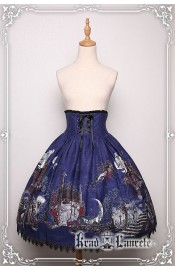 Krad Lanrete Transilvania Moonlight Skirt(Leftovers)