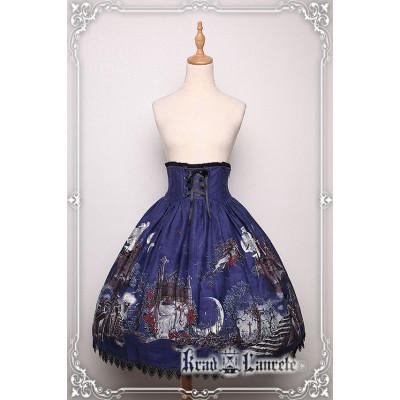 Krad Lanrete Transilvania Moonlight Skirt(Pre-Order/Limited)