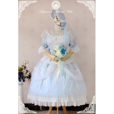 Long Ears&Sharp Ears Cinderella One Piece(Reservation/Deposit)