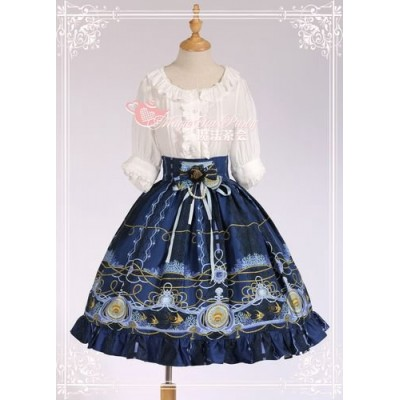 Magic Tea Party Angel Fish Skirt