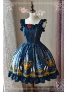 Magic Tea Party Beauty and Beast JSK