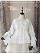 Magic Tea Party Lacy Cupcake Blouse