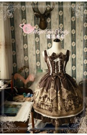 Magic Tea Party Lolita Workshop JSK
