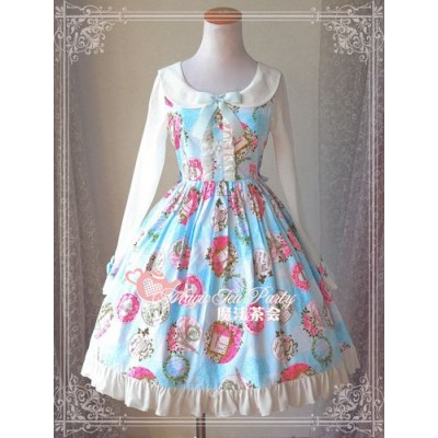 Magic Tea Party Paris Garden One Piece