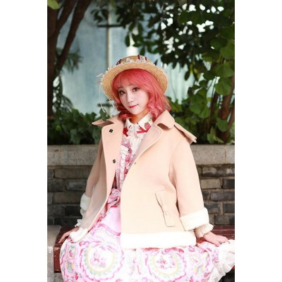 Neverland 2017 Lolita Short Coat