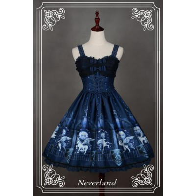 Neverland Chrono Guardian Tulle JSK