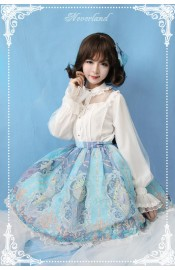 Neverland Crystal Palace Organza Skirt