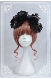 Neverland Love The Rococo Headbow