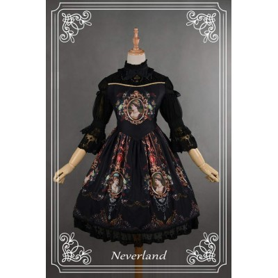 Neverland Love The Rococo One Piece
