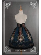 Neverland Love The Rococo Skirt