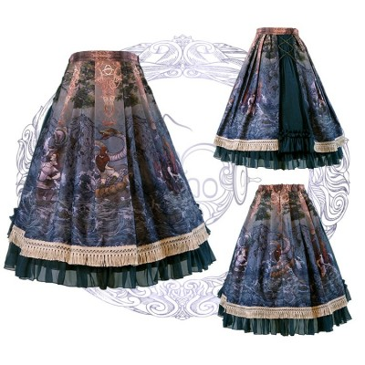 Fun Ccnio Ragnarok Skirt(Remainder Payment)