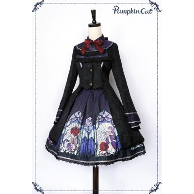 Pumpkin Cat Beauty the Rose Coat(Limited)