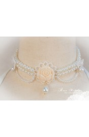 Rose Melody Wings Above The Skyline Choker