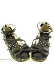 Secret Shop Tea Party Shoes Model 9807(In Stock)