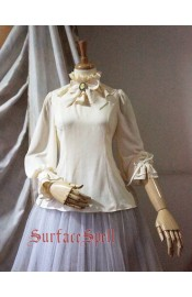 Surface Spell Gothic Bourbon Blouse