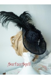 Surface Spell Gothic Siren Hat