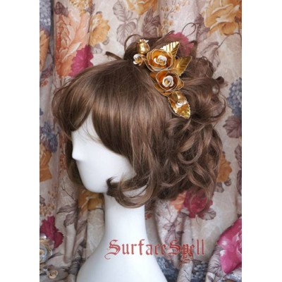 Surface Spell Gothic Rose Hair Comb