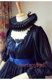 Surface Spell Gothic Ruff Collar