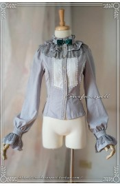 Surface Spell Bande de Tambours Blouse(In Stock)