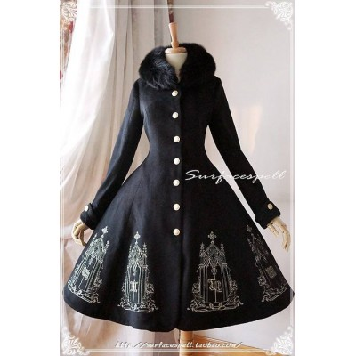 Surface Spell Pantheon of Elements Coat(In Stock)